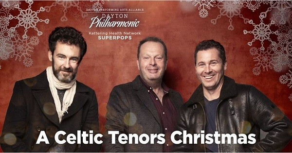 A Celtic Tenor Christmas