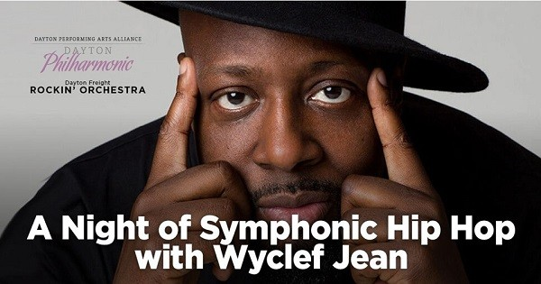 A Night of Symphonic Hip Hop with Wyclef Jean