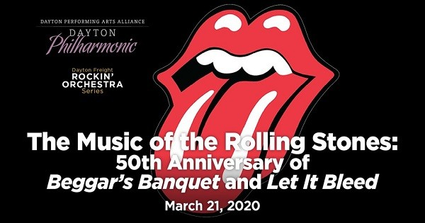 The Music of the Rolling Stones - canceled