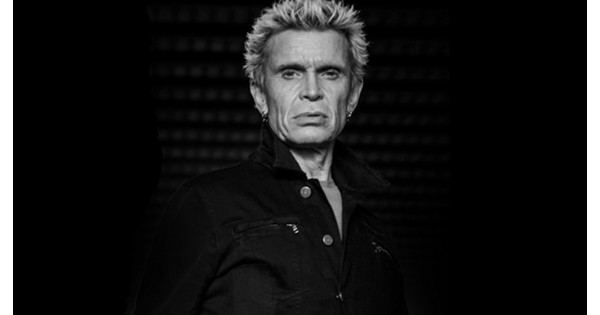 Billy Idol at the Rose Music Center