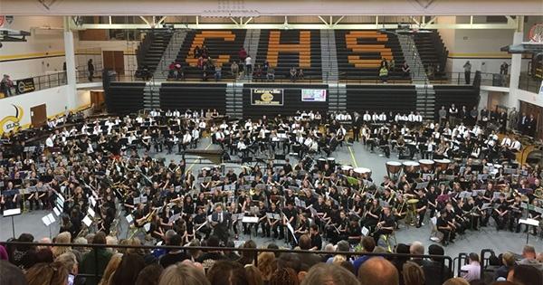Centerville Band Showcase