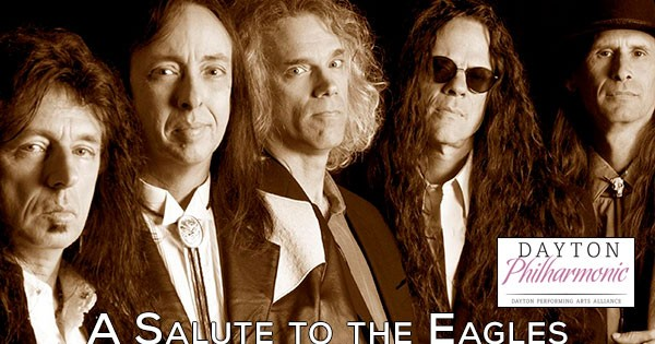 Dayton Philharmonic: A Salute to the Eagles