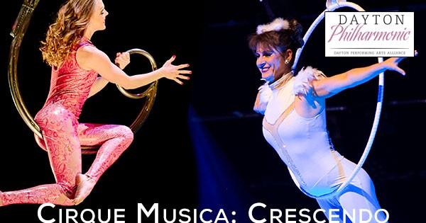 Cirque Musica: Crescendo