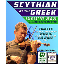 Scythian at The Greek