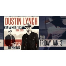 Dustin Lynch at Hobart Arena