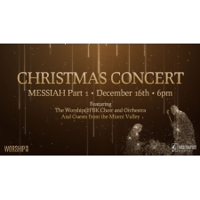 Messiah Concert at FBK