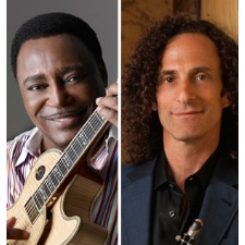 George Benson and Kenny G at The Fraze