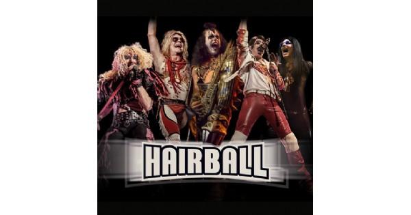 Hairball: A Bombastic Celebration Of Arena Rock - canceled