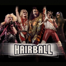 Hairball: A Bombastic Celebration Of Arena Rock - canceled