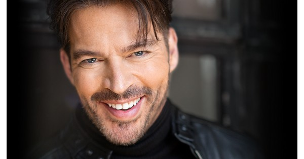 Harry Connick Jr. at The Rose