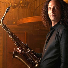 Kenny G at The Fraze