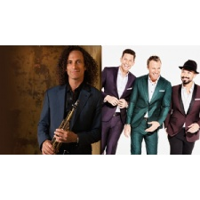 Kenny G & The Tenors