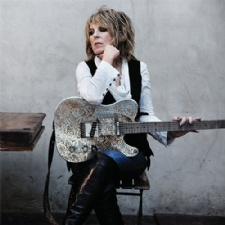 Lucinda Williams at the Victoria Theatre