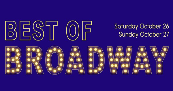 Best of Broadway with the Miami Valley Symphony Orchestra