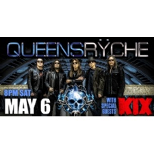 Queensryche at Hobart Arena