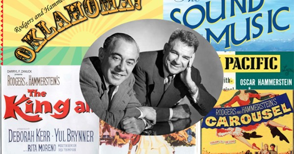 Something Wonderful: The Songs of Rodgers and Hammerstein