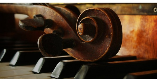 Strings and Piano Salon