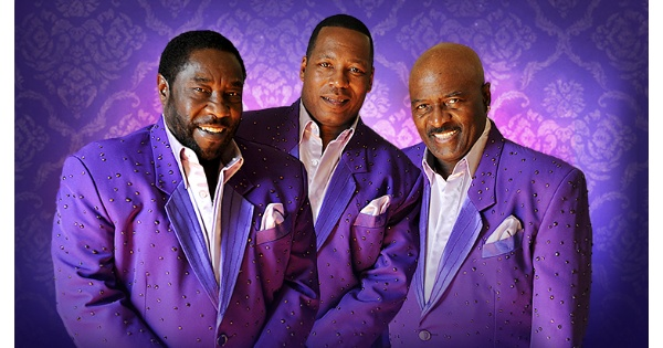 The O'Jays at The Rose ** RESCHEDULED **