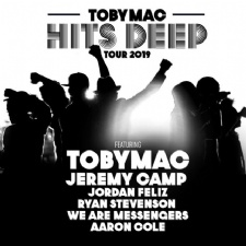 TobyMac at the Nutter Center 2019