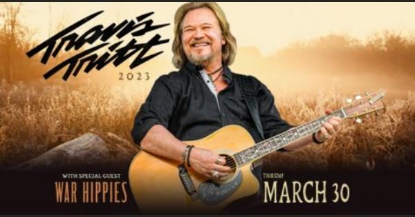 Travis Tritt at Hobart Arena