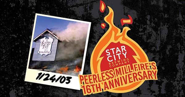 Peerless Mill Fire's 17th Anniversary