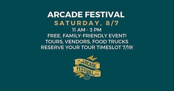 Arcade Festival 2021