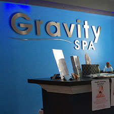 Experience the Dead Sea at Gravity Spa