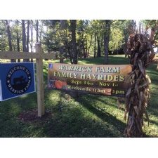 Warrick Farm Fall Family Hayrides