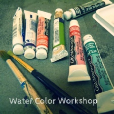 Water Color - Adult Painting Workshop