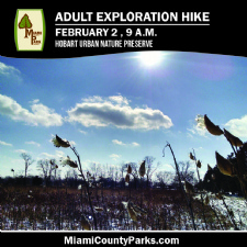Adult Exploration Hike at Hobart Urban Nature Preserve