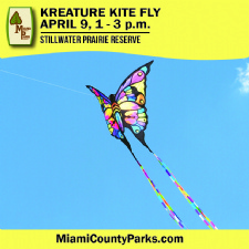 vip kreature kite fly