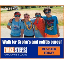 Take Steps Walk for Crohns & Colitis