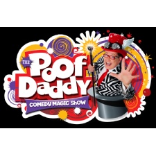 Poof Daddy Comedy Magic Show at the Mall at Fairfield Commons
