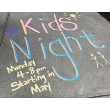 Kids Night at City Barbeque