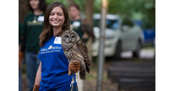 Raptor Center Meet & Greet