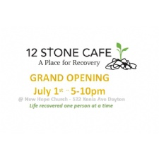 12Stone Recovery Cafe Safe & Sober Event Grand Opening