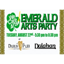 Emerald Arts Party