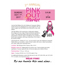 Pink Out the Market