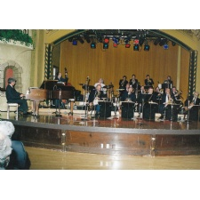 Blue Wisp Big Band at the Sorg Opera House