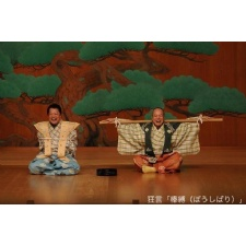 Authentic Japanese theater and dance