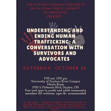 Understanding and Ending Human Trafficking: A Conversation With Survivors and Advocates