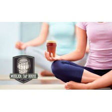 Yoga and a Pint with Julie Patel at Mudlick Tap House