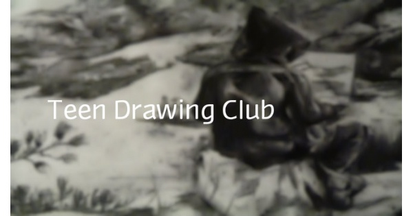 Teen Drawing Club at Decoy Art