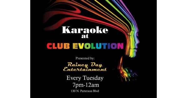 Tuesday Night Karaoke At Club Evolution