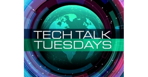 Tech Talk Tuesdays Centerville Library