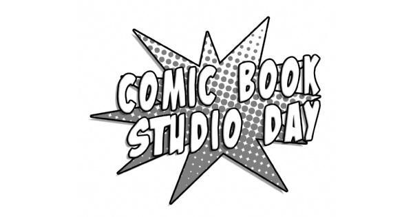 Comic Book Studio Day at Rosewood Arts Centre