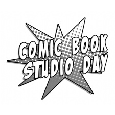Comic Book Studio Day at Rosewood Arts Centre