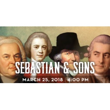 Sebastian & Sons:  A Family who Loves Music