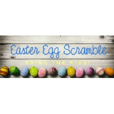 5th Annual Easter Egg Scramble