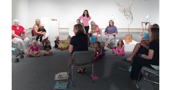 Art Start Preschool Storytime